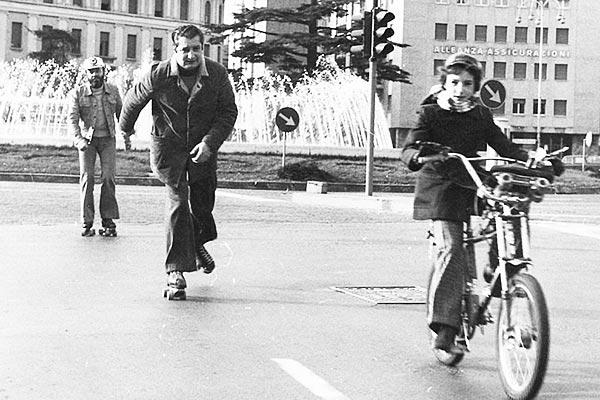 Domeniche-a-piedi-Roma-anni-70