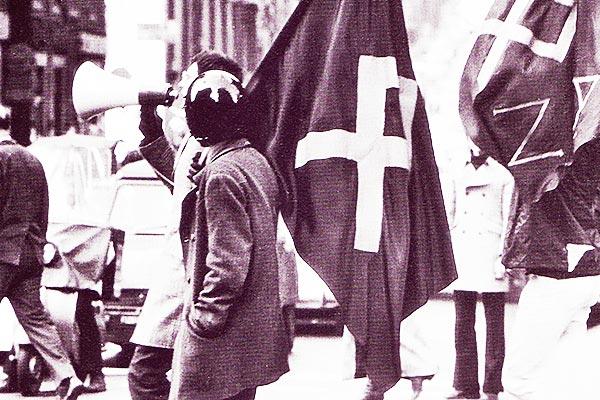 Neofascisti-e-Postfascisti-a-Roma-Fronte-della-Gioventù,-FUAN,-Ordine-nuovo-e-Avanguardia-Nazionale