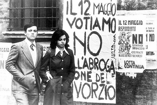 Referendum-sul-divorzio-del-1974-Roma-vota-NO