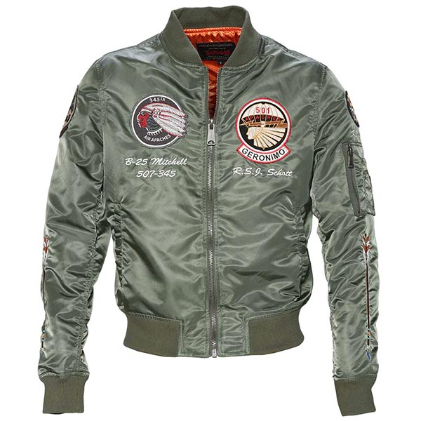 bomber-aereonautica-anni-80