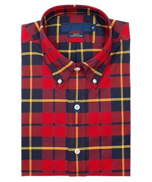 Camicia-TarTan-anni-90