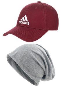 Cappellino-baseball-e-cappellino-beanie-anni-90