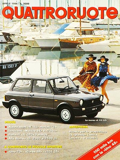 Quattroruote-magazine-anni-80